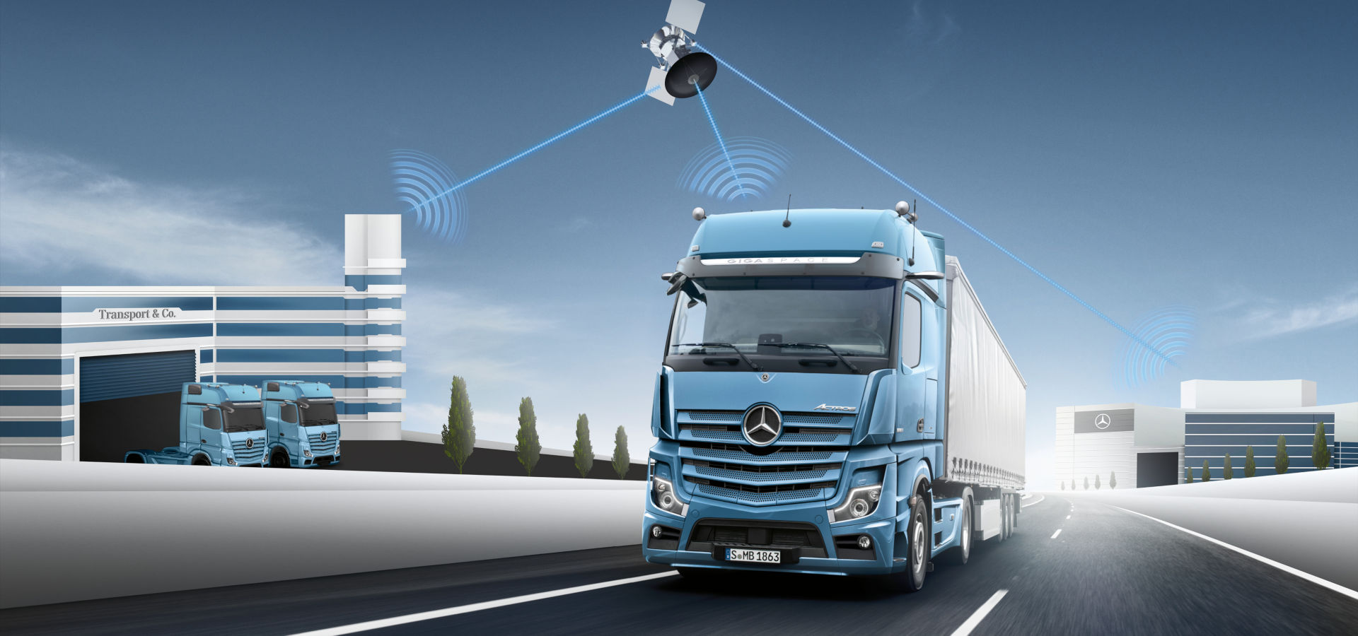Uptime facts intelligente vernetzung mercedes benz uptime for Facts about mercedes benz