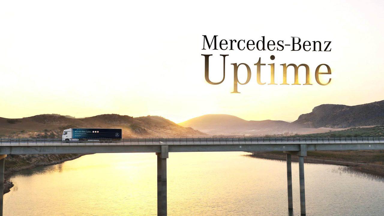 Mercedes-Benz Uptime Vision
